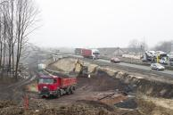 Przygotowanie terenu pod budowę obwodnicy