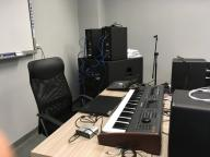 Laboratory of electro-acoustic and public address system