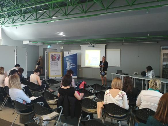 Spotkanie z przedsiębiorcami nt. wsparcia w ramach RPO WSL 2014-2020