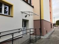Thermal modernization with an exchange of energy source for Primary School