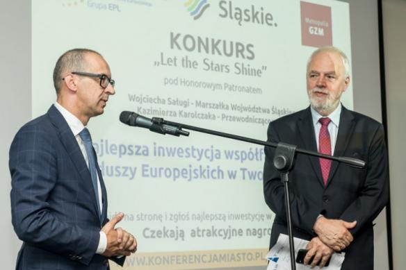 Przemówienie przewodniczącego Metropolii Górnośląsko-Zagłębiowskiej - Kazimierza Karolczaka