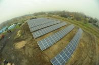 Elektrownia fotowoltaiczna dla oczyszczalni ścieków w Wojkowicach