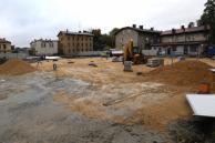 Przebudowa placu autobusowego - fot. czecho.pl