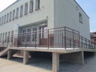 Waleńczów - budynek po adaptacji - fot. Powiat Kłobucki