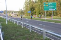 II odcinek trasy - fot. UM Ruda Śląska