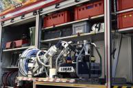 Sprzęt ratowniczo-gaśniczy dla OSP w Gotartowicach