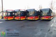 Niskoemisyjne autobusy w Bielsku-Białej
