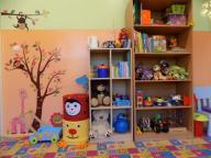 Daycare spot