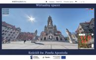 Virtual monuments of Ruda Śląska
