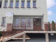 Nursing-education facility - entrance after adaptation