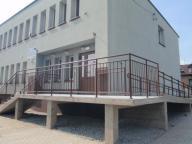 Nursing-education facility - building after adaptation