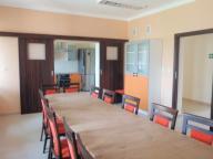 Nursing-education facility - dining room