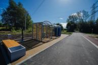 New bike trails in Siemianowice