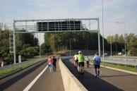 The N-S Route in Ruda Śląska