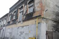 Budynek przy ul. Krakowskiej 34 przed rewitalizacją
