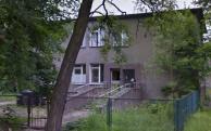 Budynek przy ulicy Czołgistów 5 przed renowacją
