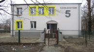 Budynek przy ulicy Czołgistów 5 po renowacji