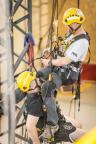 Szkolenia z alpinizmu przemysłowego