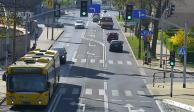 Autobusy z nadajnikami - fot. Zarząd Dróg Miejskich w Gliwicach