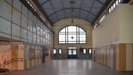 Stacja Biblioteka - wnętrze przed rewitalizacją