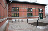 Stacja Biblioteka po rewitalizacji