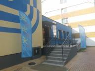 Obiekt Pływalni Krytej przy Alei Niepodległości 20/22 w Częstochowie
