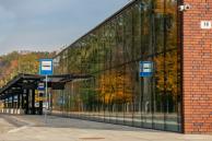 Zintegrowane Centrum Przesiadkowe w Pszczynie - fot. Powiat Pszczyński