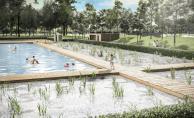 Wizualizacje - basen w Żorach-Roju - fot. UM Żory