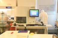 Laboratorium Gynocentrum - fot. Patryk Pyrlik UMWS