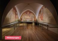 Renowacja Muzeum Santa Maria Della Scala - Siena, Włochy