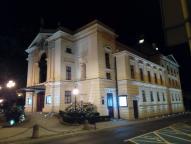 Teatr Polski w Bielsku-Białej - oświetlenie teatru po renowacji