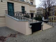 Teatr Polski w Bielsku-Białej - rampa po renowacji