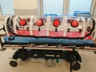 Sprzęt medyczny w Szpitalu w Bielsku-Białej