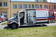 Ambulanse w Bielsku-Białej