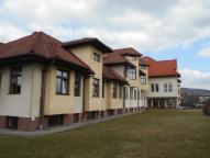 Zespół Szkół nr 1 w Łodygowicach przed termomodernizacją