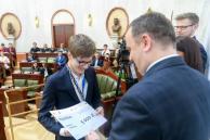 Wręczenie stypendiów w 2019 r.