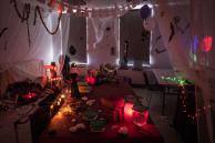 Centrum Wsparcia Rodziny w Pyskowicach - zabawa z okazji Halloween