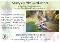 Centrum Wsparcia Rodziny w Pyskowicach (plakat informacyjny)