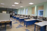 Pracownie w Śląskich Technicznych Zakładach Naukowych po remoncie