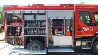 Nowy wóz strażacki w Ślemieniu