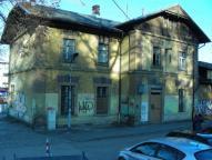 Dworzec PKP w Cieszynie przed realizacją projektu