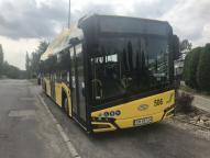 Niskoemisyjne autobusy zakupione przez firmę Transgór S.A.