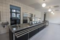 Centrum Integracji Społecznej w Bytomiu - kuchnia