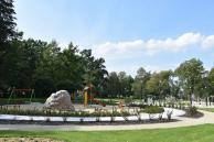 Zameczek w Czerwionce-Leszczynach po rewitalizacji