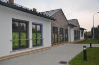 New nursery school building