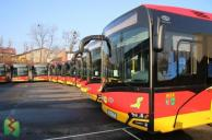Low-emission buses in Bielsko-Biała