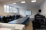 CNC programming workshop at the School Complex No. 1 in Kłobuck