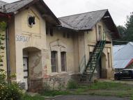 Stajnia Pod Głową Konia przed rewitalizacją - fot. powiat żywiecki