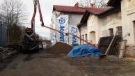 CEE ARKA w trakcie rewitalizacji - fot. powiat żywiecki