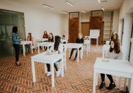 CEE ARKA po rewitalizacji, sala edukacyjna - fot. powiat żywiecki